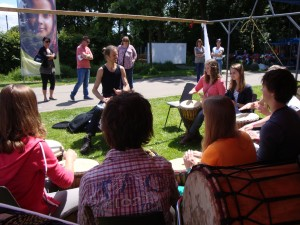 djembe workshop Schijndel